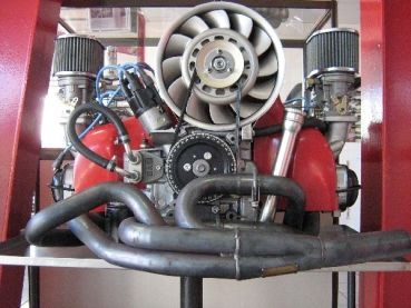 Ahnendorp Type 4 B.A.S. 2,4 Engine ready to install