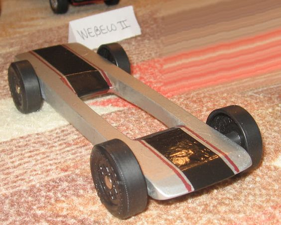 Winning pinewood derby car designs bing images