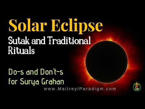 Solar eclipse astrology meaning vedic birth chart