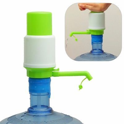 5/6 gallon #bottled drinking water hand #press pump #dispenser home office kitche,  View more on the LINK: http://www.zeppy.io/product/gb/2/262058979675/