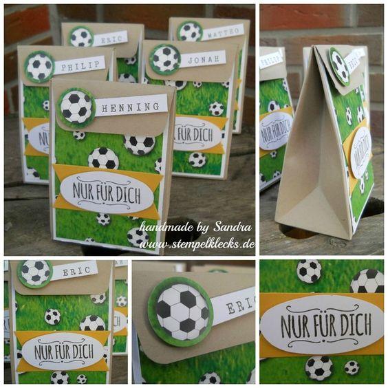 Geschenk Verpackung Kinder