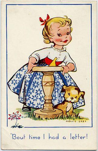 Mollie Grey card