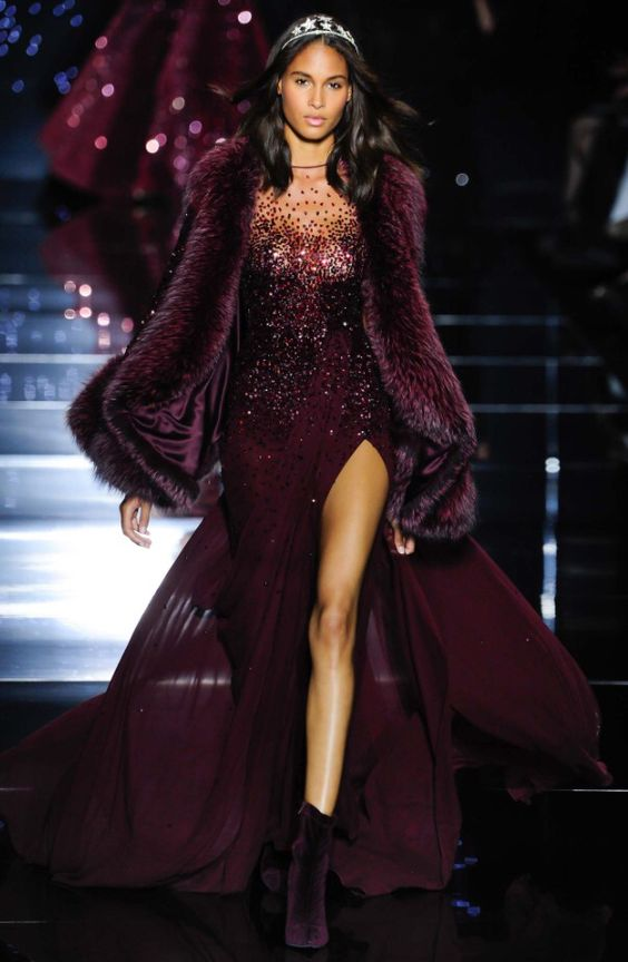 Zuhair Murad's Autumn/Winter 2015 Haute Couture collection