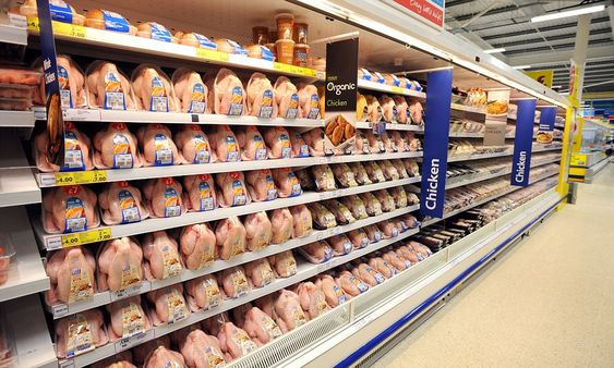 Is your supermarket chicken poisoning you?