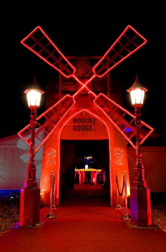 Moulin Rouge entrance   Planning a Moulin Rouge Party   Pinterest ...
