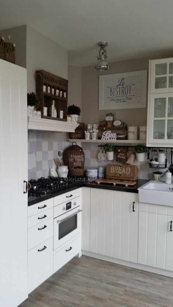 Riviera Maison keuken kitchen Pinterest Kitchens, Shabby and - möbel boer küchen