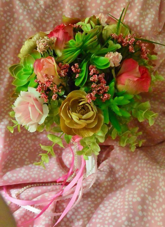 Succulent Rose: