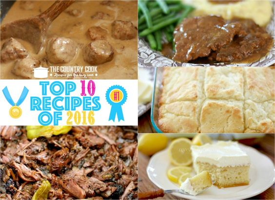 Cox high speed internet webmail good food pinterest speed these were the top 10 recipes of 2016 on the country cook the most popular recipes on the blog on pinterest and facebook tried and true forumfinder Images