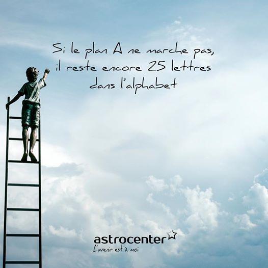 Citation Inspiration Si Le Plan A Ne Fonctionne Pas