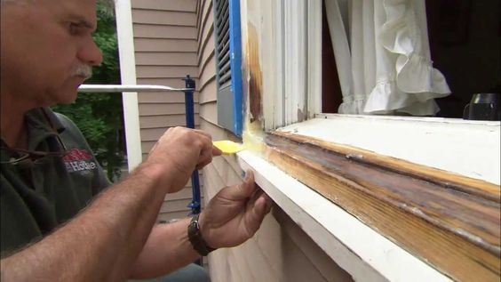 How to Fix Rotted Wood with Epoxy - This Old House ...