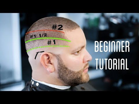 21++ How to cut a bald fade step by step info