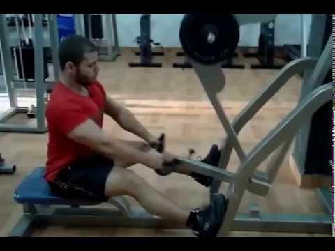 A Melhor Remada Baixa Do Mundo Ii Youtube Gym Exercise Bodybuilding