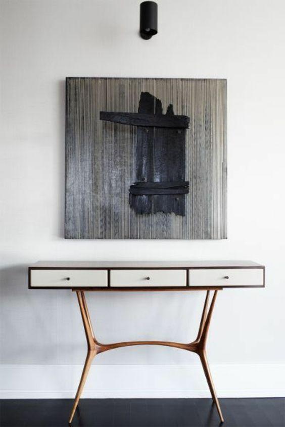 beistelltisch design martini flur abstellfläche Möbel - Designer