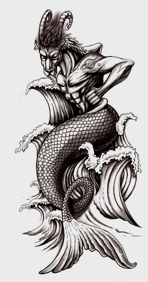Best Capricorn Tattoos Capricorn Tattoo Capricorn Art Zodiac Tattoos