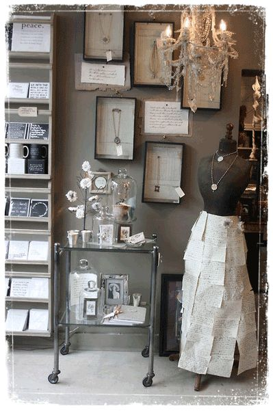 Store display ideas like this and more on the Retail Details blog at swirlmarketing.com #merchandising