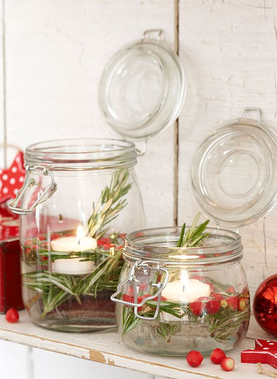 kilner-jars-and-candles-_-10-best-Scandinavian-Christmas-decorations-_-