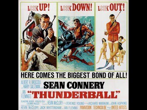 James Bond 007 Thunderball The Filming Locations Trailer