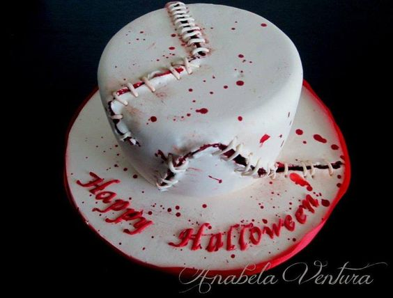 Halloween Cake - Cake by AnabelaVentura