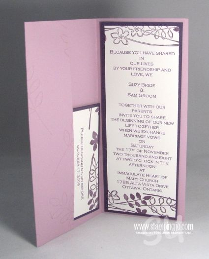 Invitations, Wedding Invitations And Canada On Pinterest