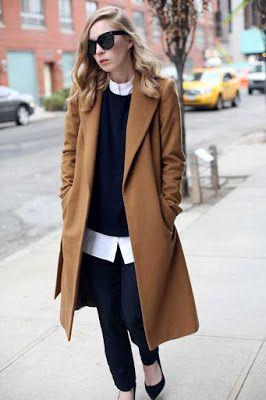 Abrigos de moda para mujer ¡21 Bellos Diseños con Foto! - Moda y Tendencias 2017 - 2018 | SomosModa.net