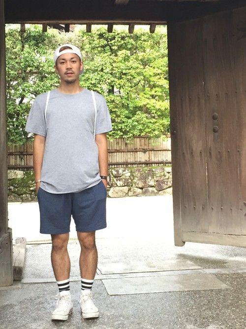 京都の銀閣寺前で📸 暑いので熱中症に注意👍