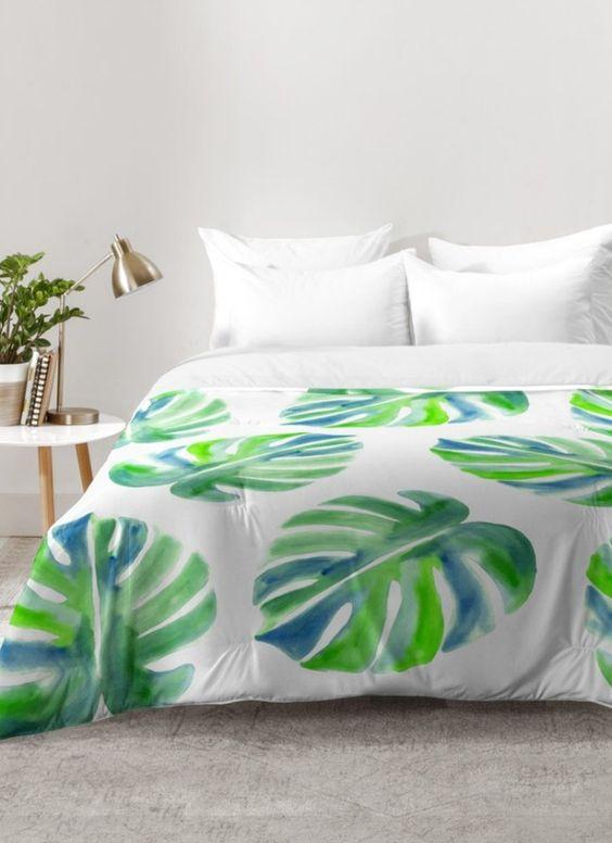 Going Green comforter
