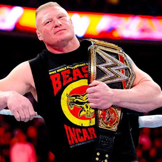 The era of Brock Lesnar!