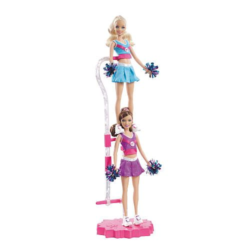 Toys For Cheerleaders : Barbie i can be cheerleader doll giftset the smalls