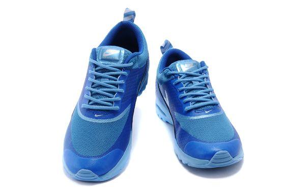 Nike Air Max Thea Print Homme Chaussures Bleu entier