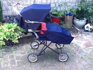 Vintage Mothercare  pushchair-1980s. This was my pram after the coach built Silver Cross!