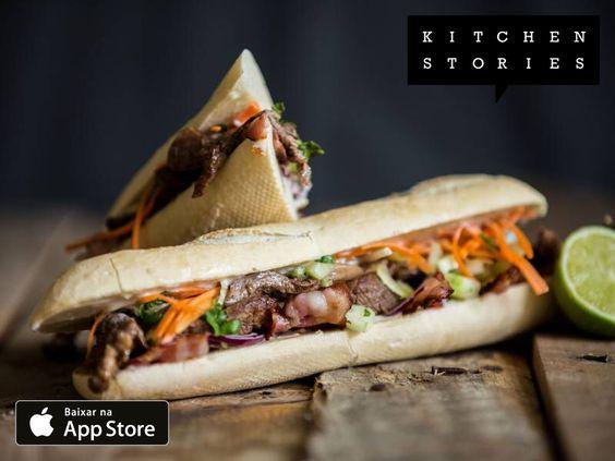 Estou cozinhando Banh Mi de carne com coentro fresco com o KitchenStories. É realmente delicioso! Veja a receita agora: https://kitchenstories.io/recipe/banh-mi-de-carne-com-coentro-fresco