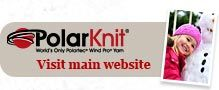 PolarKnit | Knitted fleece products using Polartec Wind Pro yarn