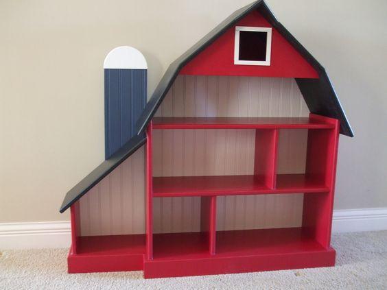 Blue Storage Kids Toy Box Playroom Furniture Bedroom Girls: Kids/childrens Furniture And