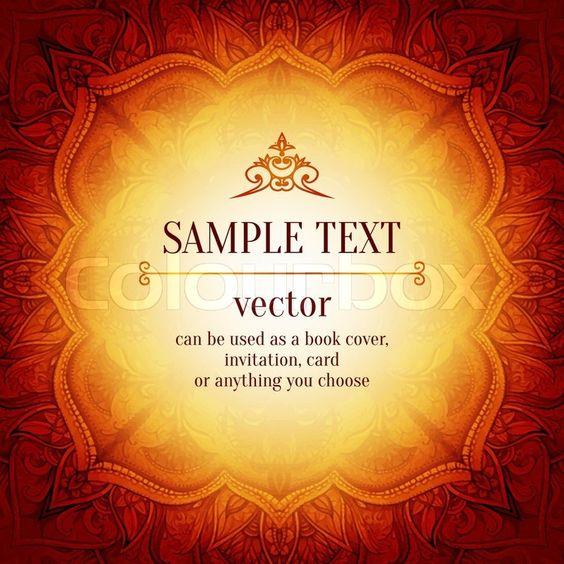 Ornament, ornamentieren, paper | Stock-Vektor | Colourbox on Colourbox