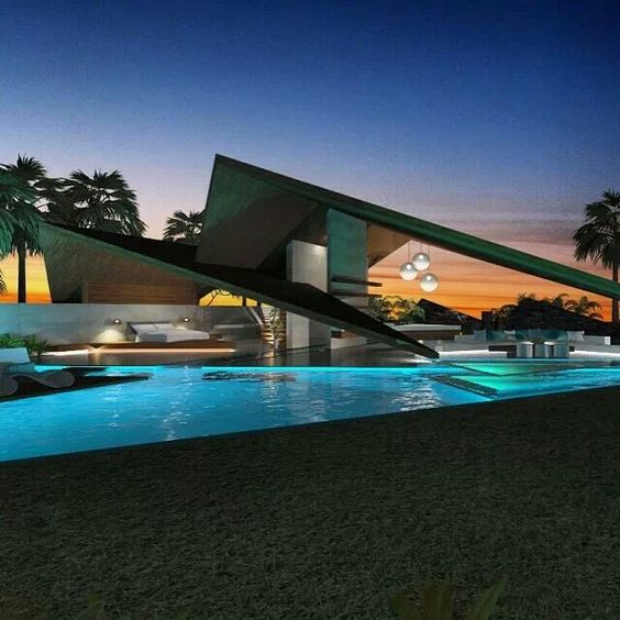 Luxury Pool House: Pinterest • The World's Catalog Of Ideas