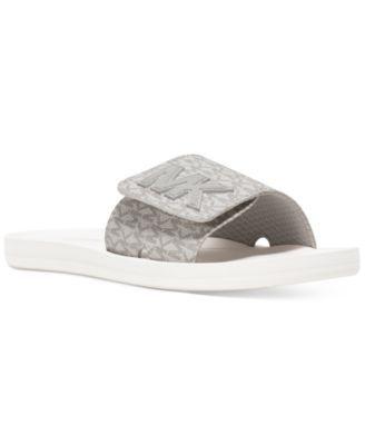 MICHAEL KORS Michael Michael Kors Mk Shower Slide Sandals. #michaelkors #shoes # sandals