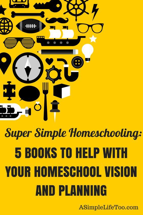 Top 5 Homeschool Books