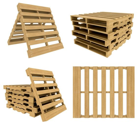 The Advantages of Using Wood Pallets for Alternative Household Purposes