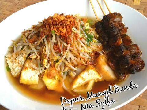 Resep Lontong Balap Surabaya Oleh Nia Syifa Resep Resep Masakan Indonesia Makanan Resep