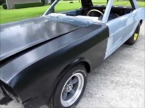 1965 Mustang Makeover Mystique Part 1 Youtube In 2020 1965 Mustang Mustang Dream Cars