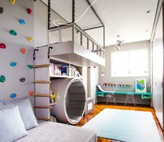 The Perfect Kid S Room Dream Rooms Kids Room Design Cool Rooms