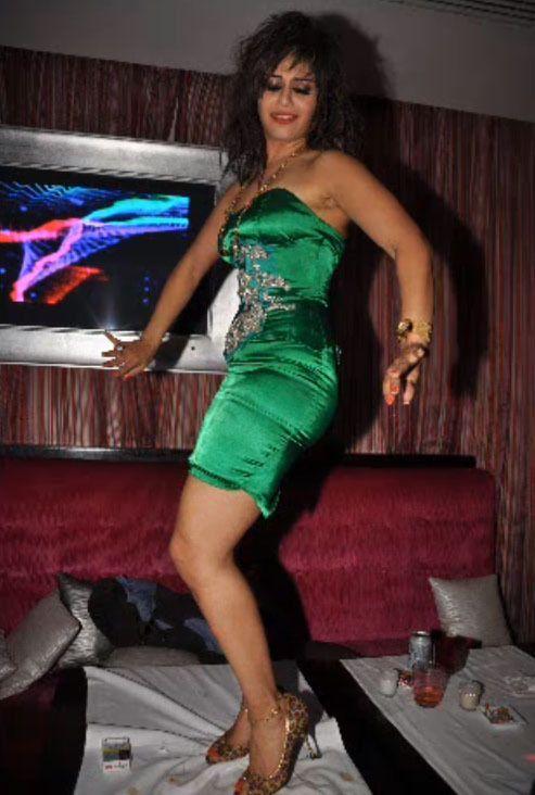 فضايح منة فضالي في عيد ميلادها Bodycon Dress Fashion Photo