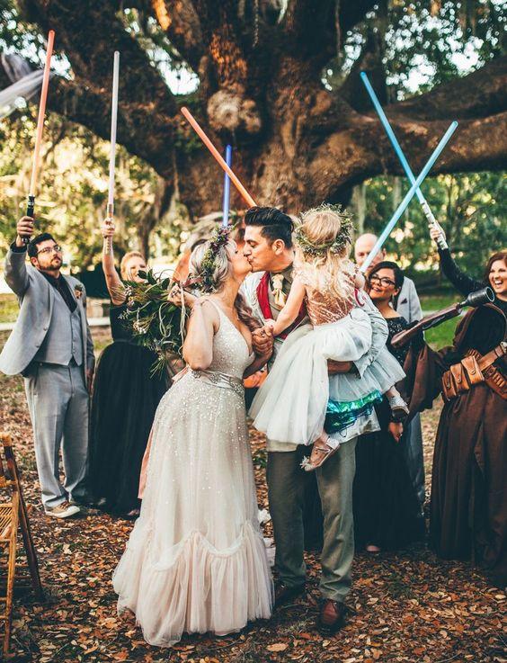 bodas de cine