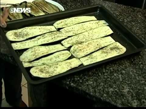 Como Fazer Uma Deliciosa Lasanha De Berinjela - YouTube