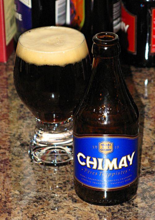 bia chimay xanh nhập khẩu