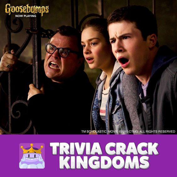 Goosebumps Trivia Crack Kingdoms