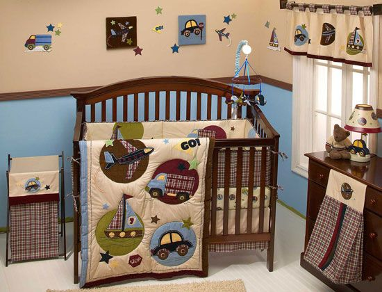 Good To Go Crib Bedding by NoJo