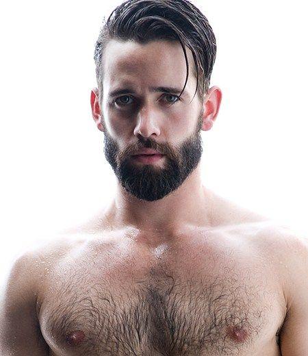 Beard and hair