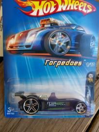 HOT WHEELS 2005 FIRST EDITIONS TORPEDOES  TOP-SPEEDO FREE SHIPPING!!