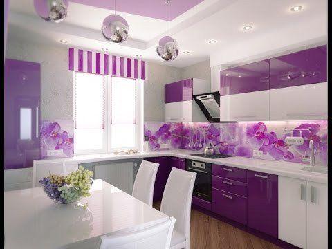 Purple And Black Kitchen Decor Fresh Cabinets 10 Designs Wall Design